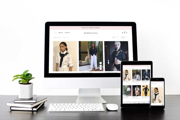 bluefish graphics noosa designer website